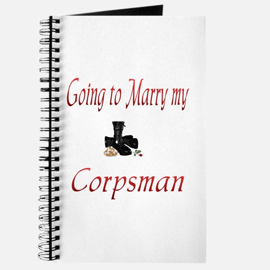 Going to marry my corpsman Journal