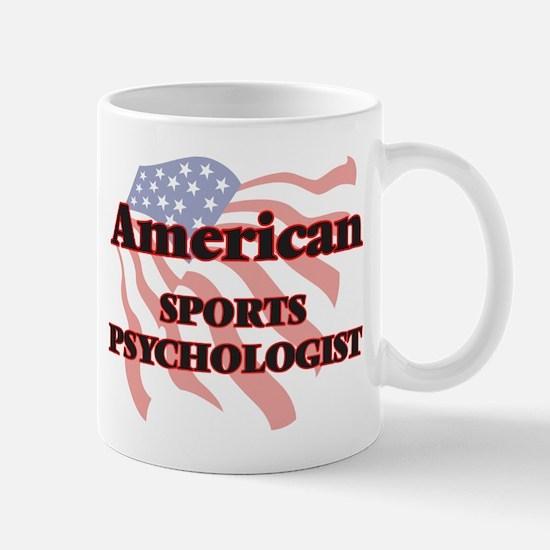 American Sports Psychologist Mugs