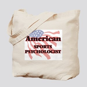 American Sports Psychologist Tote Bag