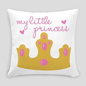 Little Princess Everyday Pillow