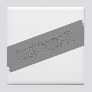Duct Tape T-shirts & Gifts Tile Coaster