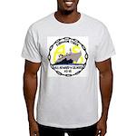 USS Howard W. Gilmore (AS 16) Light T-Shirt