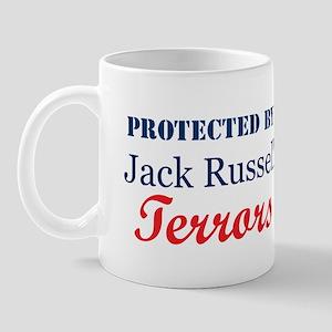Protected by JRTerrors! Mug