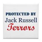 Protected by JRTerrors! Tile Coaster