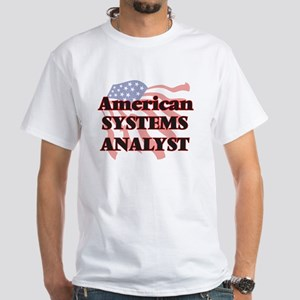 American Systems Analyst T-Shirt
