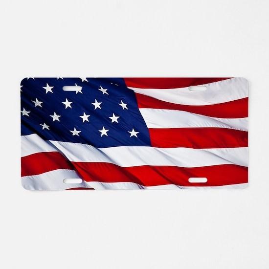 Unique United states Aluminum License Plate