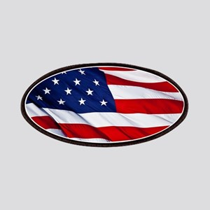 United States Flag in All Her Glory Patch