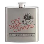 Off Beat Cinema Flask