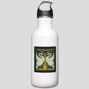 Swan, Rush and Iris by Stainless Water Bottle 1.0L
