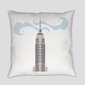 Empire State Everyday Pillow