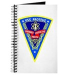 USS Proteus (AS 19) Journal
