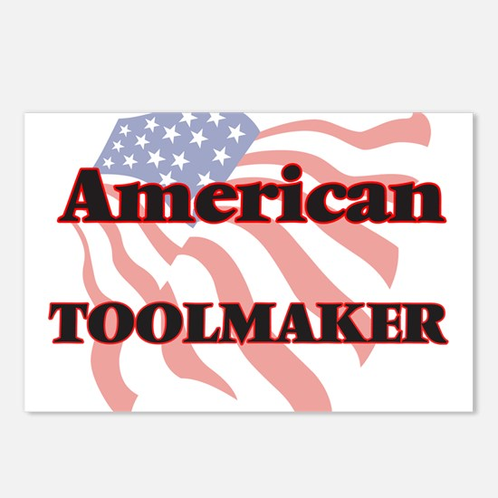 American Toolmaker Postcards (Package of 8)
