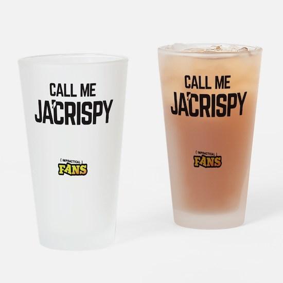 Funny Joe Drinking Glass