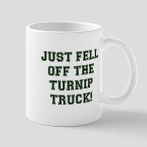 TURNIP TRUCK! Mugs