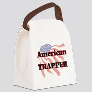 American Trapper Canvas Lunch Bag