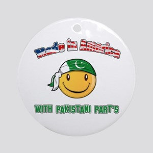 Made in America with pakistani parts Ornament (Rou