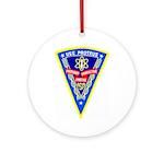 USS Proteus (AS 19) Ornament (Round)