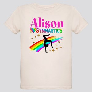 GYMNAST CHAMPION Organic Kids T-Shirt