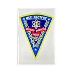 USS Proteus (AS 19) Rectangle Magnet