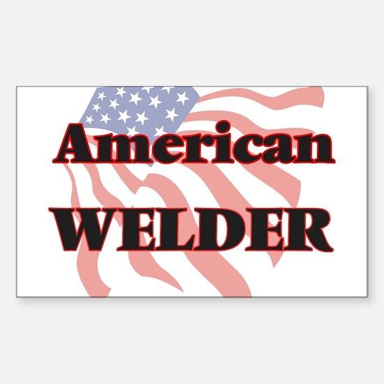 American Welder Decal