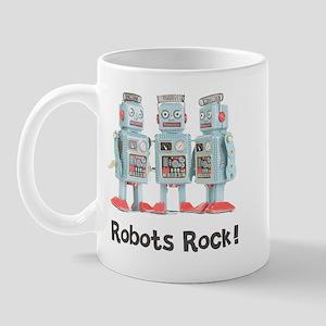 Robots Rock! Mug