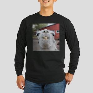 Funny Alpaca Llama Long Sleeve T-Shirt