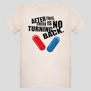 Red Blue Pill Organic Kids T-Shirt