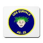 USS Euryale (AS 22) Mousepad