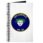 USS Euryale (AS 22) Journal