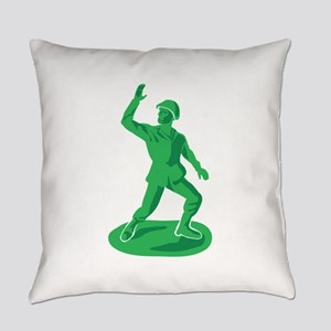 Toy Soldier Everyday Pillow