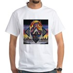 Zones White T-Shirt