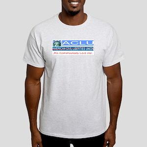 ACLU=All Communists Love Us Light T-Shirt