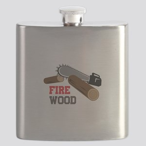 Fire Wood Flask