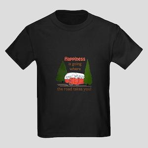 Where Road Takes You T-Shirt