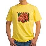 Flowering bag Yellow T-Shirt
