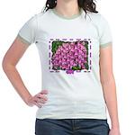 Flowering bag Jr. Ringer T-Shirt
