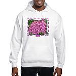 Flowering bag Hooded Sweatshirt