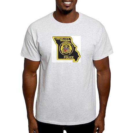 Kansas City Police Light T-Shirt