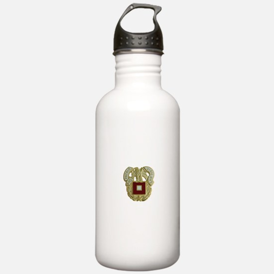 Cute Commo Water Bottle