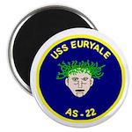 "USS Euryale (AS 22) 2.25"" Magnet (10 pack)"