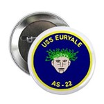 USS Euryale (AS 22) Button