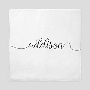 Addison Queen Duvet