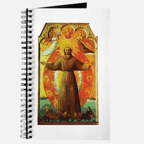 Ecstasy of Saint Francis Journal