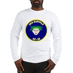 USS Euryale (AS 22) Long Sleeve T-Shirt
