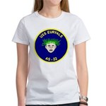 USS Euryale (AS 22) Women's T-Shirt