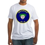 USS Euryale (AS 22) Fitted T-Shirt