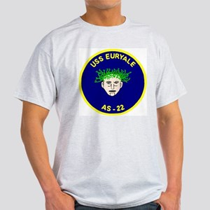 USS Euryale (AS 22) Light T-Shirt