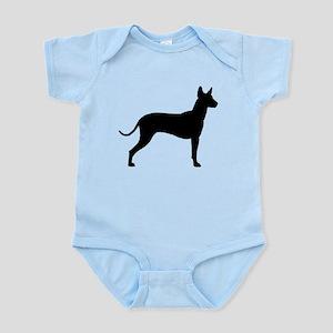 Xoloitzcuintli Profile Infant Bodysuit