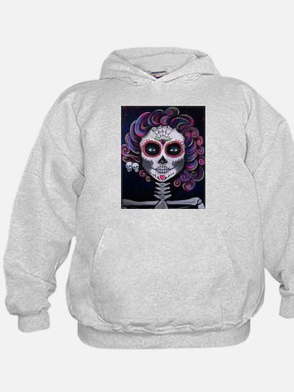 Sugar Skull Candy 2 Hoodie