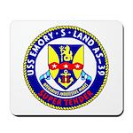 USS Emory S. Land (AS 39) Mousepad